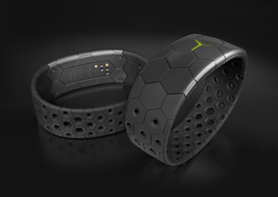 Smash Wearables – Industrial design and visualisation