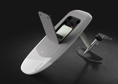 Fliteboard eFoil – Industrial design and engineering