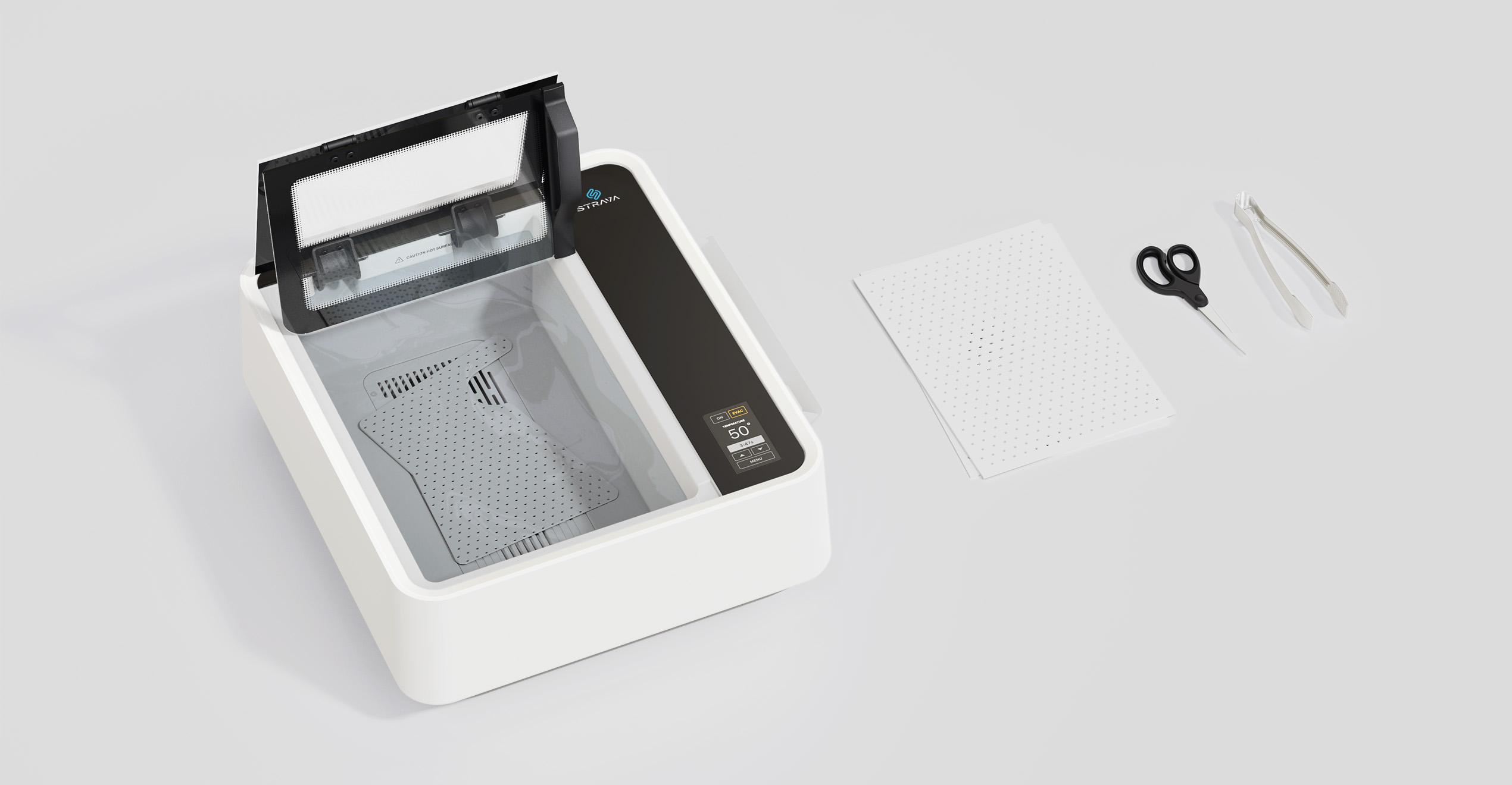 strava splint bath_medical product design